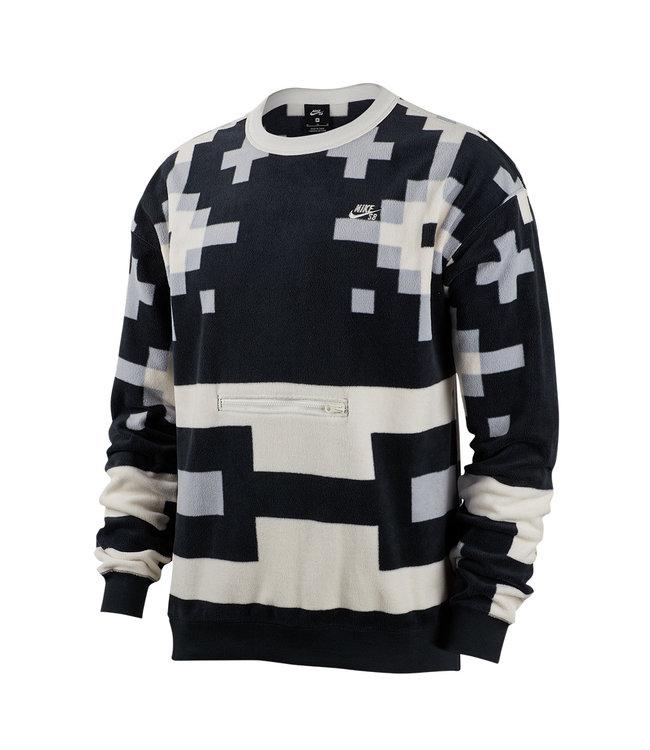 NIKE SB Icon Fleece Crew Sweatshirt