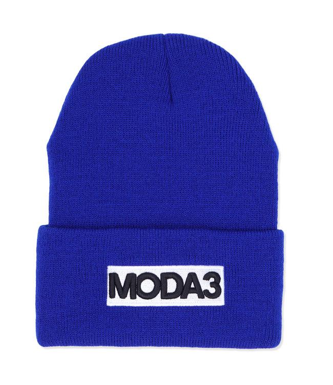 MODA3 Box Logo Cuff Beanie