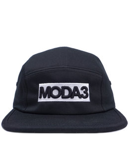MODA3 BOX LOGO 5-PANEL CAMP HAT