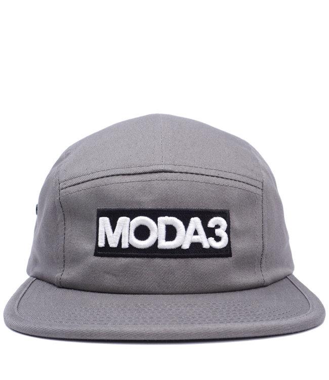 MODA3 Box Logo 5-Panel Camp Hat