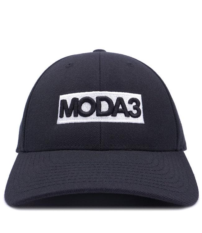 MODA3 Box Logo Low Profile Snapback Hat