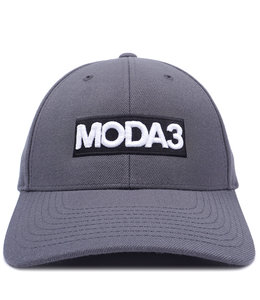 MODA3 BOX LOGO LOW PROFILE SNAPBACK HAT