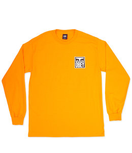 OBEY EYES ICON 2 LONG SLEEVE TEE