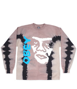 OBEY THE CREEPER 2 LONG SLEEVE TEE