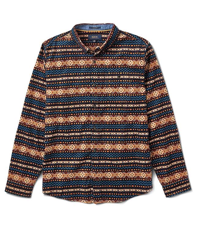 ROARK Macleod Long Sleeve Button Up Shirt
