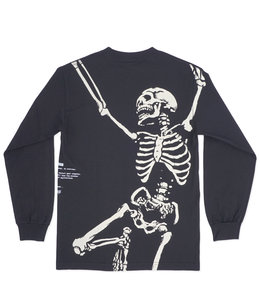 10.DEEP DEAD INSIDE LONG SLEEVE TEE
