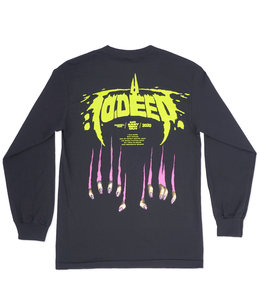 10.DEEP FAREWELL LONG SLEEVE TEE