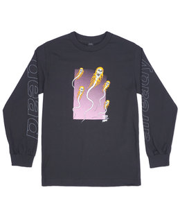 10.DEEP HEAD START LONG SLEEVE TEE
