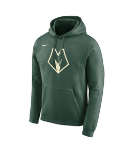 NIKE BUCKS CREAM CITY EDITION CLUB HOODIE