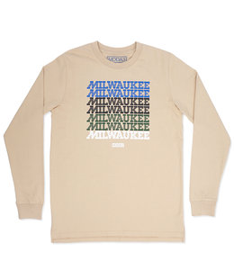 MODA3 MILWAUKEE LONG SLEEVE TEE