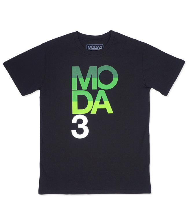 MODA3 Stacked Logo Tee