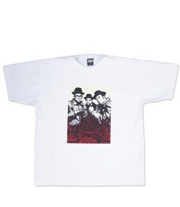OBEY X GLEN E. FRIEDMAN RUN DMC TEE