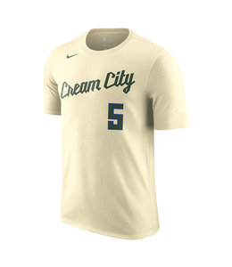 NIKE BUCKS DJ WILSON CITY EDITION JERSEY TEE