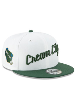 NEW ERA BUCKS HOLIDAY CITY EDITION 9FIFTY SNAPBACK