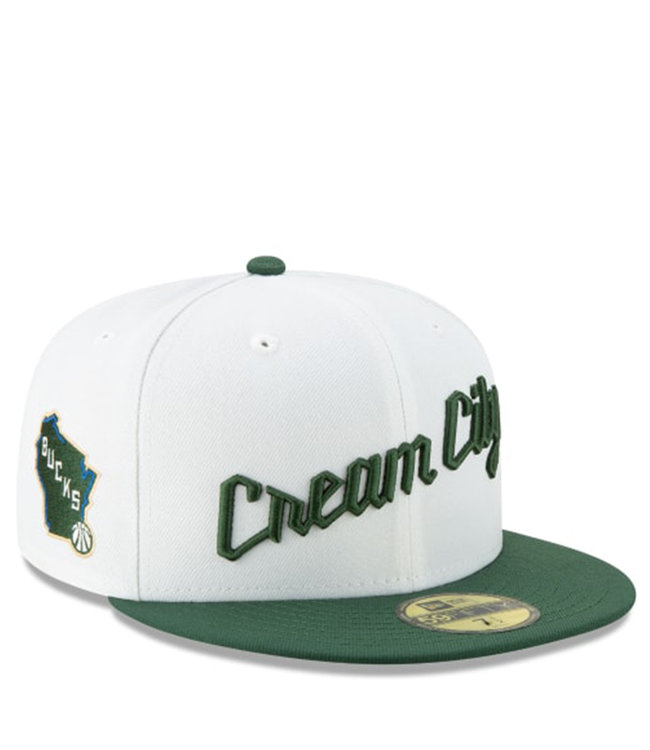 NEW ERA Bucks Holiday City Edition 59Fifty Fitted Hat