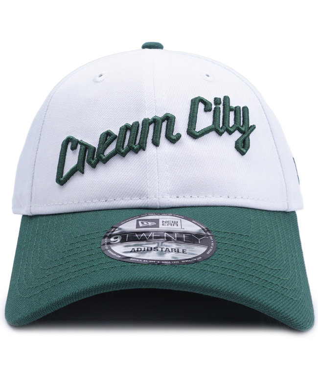NEW ERA Bucks Holiday City Edition 9Twenty Adjustable Hat