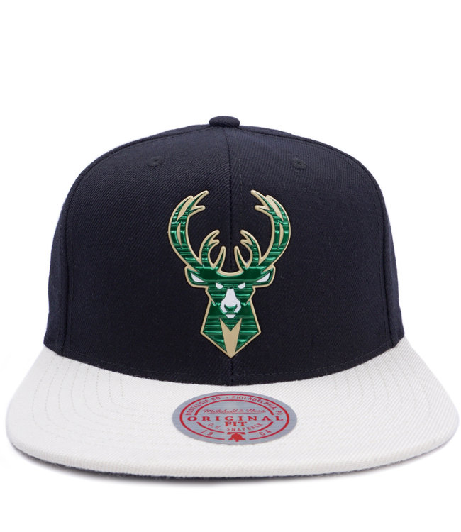 MITCHELL AND NESS Bucks Tough Weld Snapback