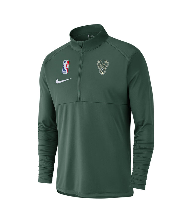 NIKE Bucks Element 1/2 Zip Top
