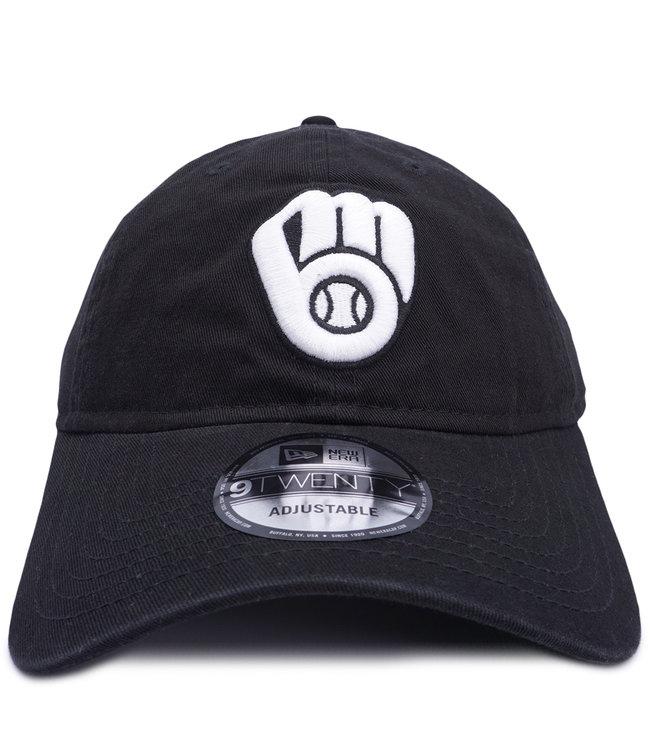 NEW ERA Brewers Core Classic 9Twenty Adjustable Hat
