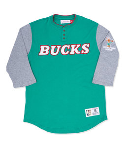 MITCHELL AND NESS BUCKS FRANCHISE PLAYER HENLEY