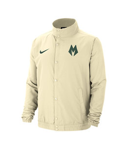 NIKE BUCKS CITY EDITION JACKET