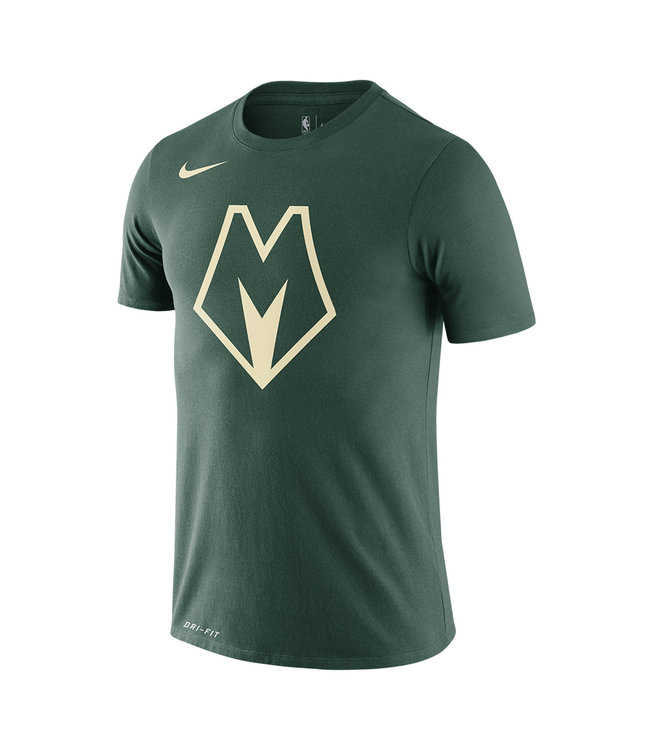 NIKE Bucks City Logo Tee