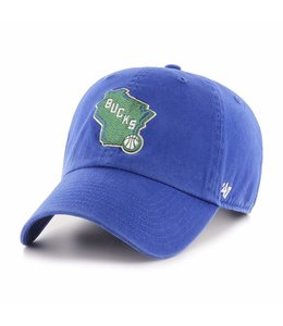 '47 BRAND BUCKS CLEAN UP HAT