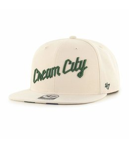 '47 BRAND BUCKS CITY EDITION CAPTAIN SNAPBACK HAT