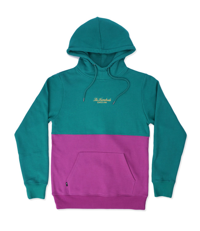 THE HUNDREDS Peak Pullover Hoodie