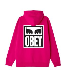 OBEY EYES ICON 2 PULLOVER HOOD