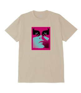 OBEY NOIR WOMEN ICON SUSTAINABLE TEE