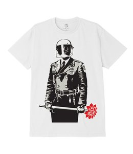 OBEY SADISTIC FLORIST SUSTAINABLE TEE