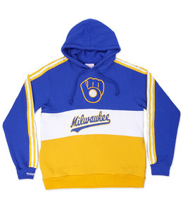 MITCHELL AND NESS BREWERS LEADING SCORER HOODIE