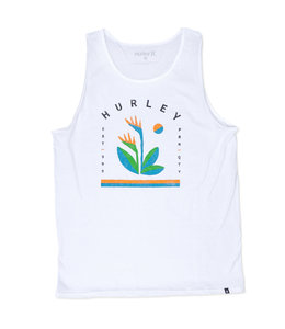 HURLEY SIMPLE BIRDS TANK TOP