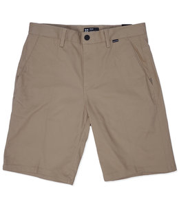 "HURLEY ONE & ONLY STRETCH 21"" CHINO SHORT"