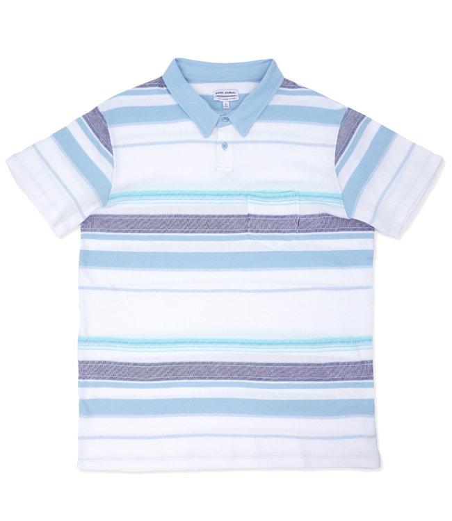 BANKS JOURNAL Buckley Polo Shirt