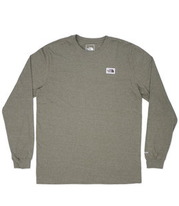 THE NORTH FACE RECYCLED MATERIALS LONG SLEEVE TEE