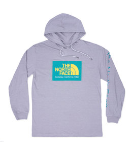THE NORTH FACE 66 CALIFORNIA TRI-BLEND HOODIE