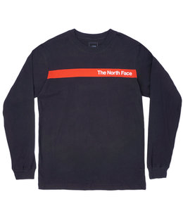 THE NORTH FACE EDGE TO EDGE LONG SLEEVE TEE
