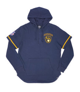 '47 BRAND BREWERS SHORTSTOP PULLOVER