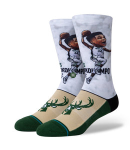 STANCE BUCKS GIANNIS BIG HEAD