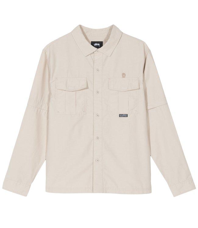 STUSSY Convertible Utility Shirt