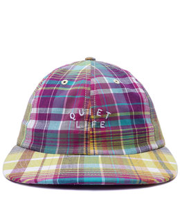 THE QUIET LIFE MADRAS POLO HAT