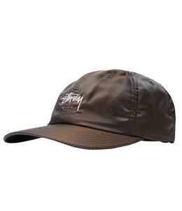 STUSSY DIAMOND RIPSTOP LOW PRO CAP