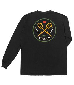 DARK SEAS DARK SEAS SAIGON LONG SLEEVE PIGMENT TEE
