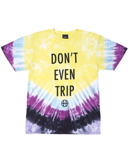 HUF DON'T EVEN TRIP TEE