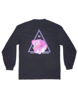HUF FORBIDDEN DOMAIN LONG SLEEVE TEE