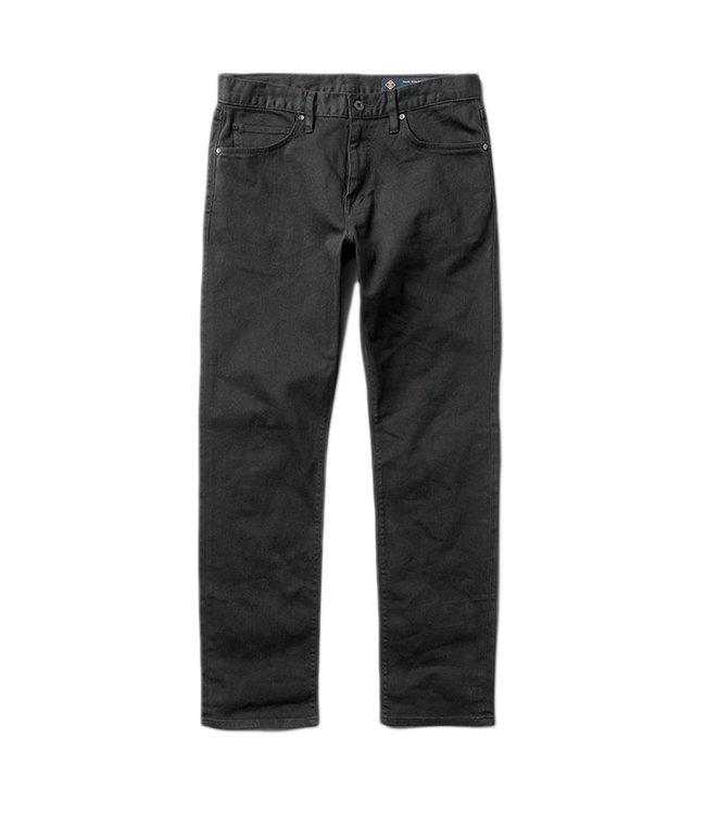 ROARK Hwy 128 Straight Fit Broken Twill Jeans