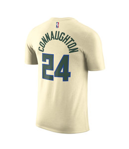 NIKE BUCKS CONNAUGHTON CITY EDITION JERSEY TEE