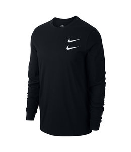 NIKE SWOOSH LONG SLEEVE TEE